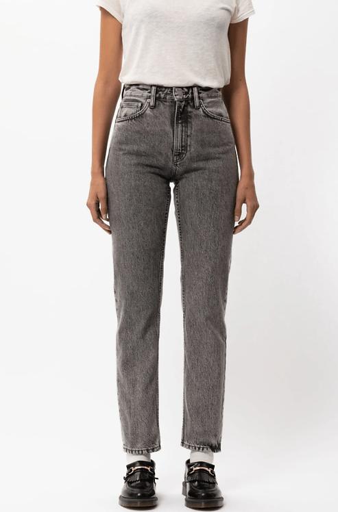 Jeans Mom - Nudie Jeans - Breezy Britt, Desert Nights