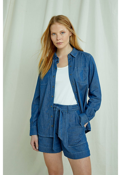 Chemisier - People Tree - Chambray