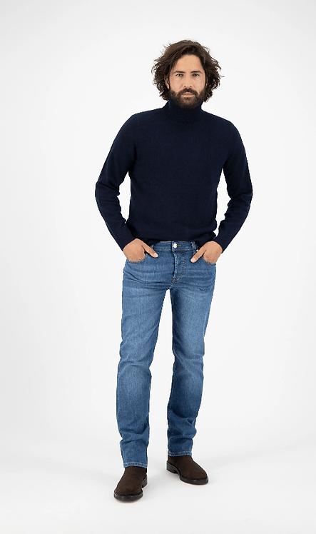 Jeans Regular droit - Mud Jeans - Authentic Indigo