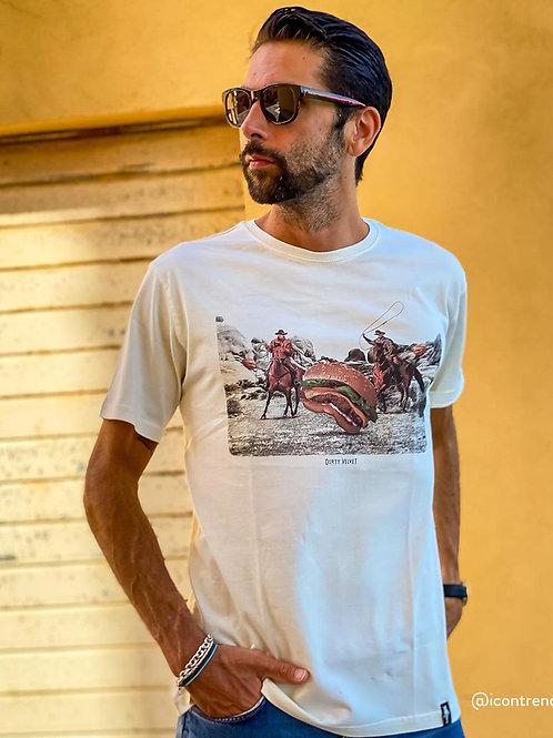 T-Shirt - Dirty Velvet - Éleveurs de Burger