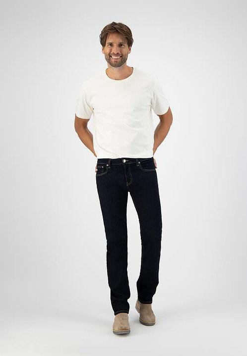 Jeans Regular droit - Mud Jeans - Strong blue