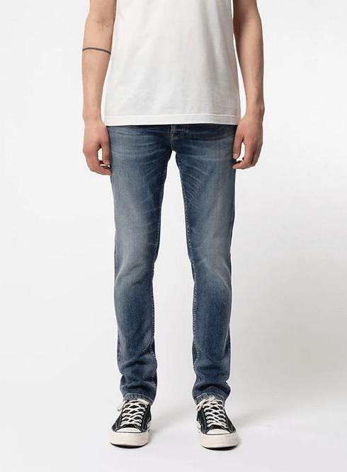 Jeans Grim Tim - Nudie Jeans - Indigo feel