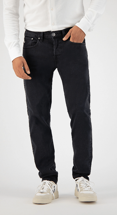 Jeans Regular ajusté - Mud Jeans - Noir