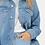 Thumbnail: Veste Jeans - mixte - Mud jeans - Heavy Stone