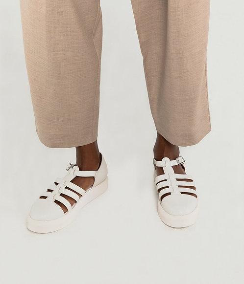 Sandales – Matt & Nat – Blanc