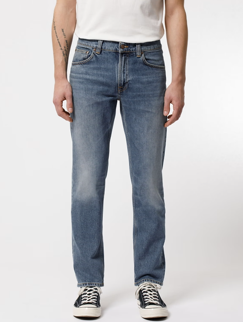 Jeans Droit - Nudie Jeans - Gritty jackson old Gold