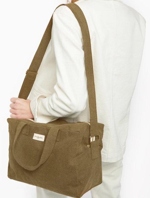 "Sac ""city bag"" - Rive Droite - Kaki"