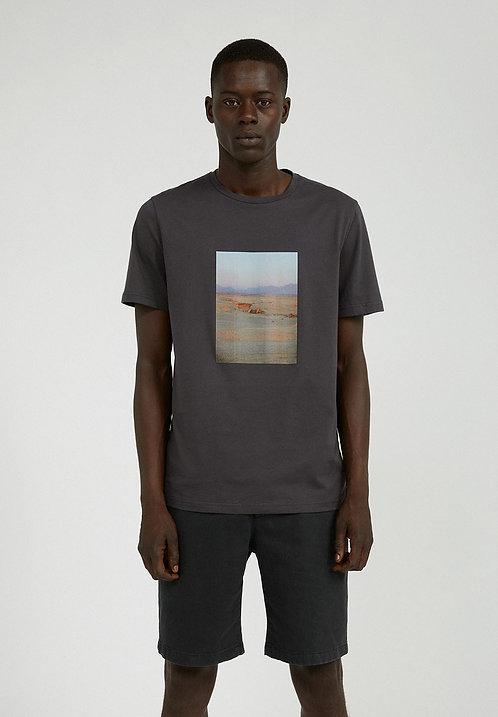 T-shirt  - Armedangels - Noir