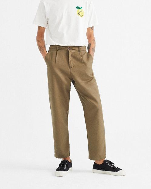 Pantalon chanvre - Thinking Mu - Vert