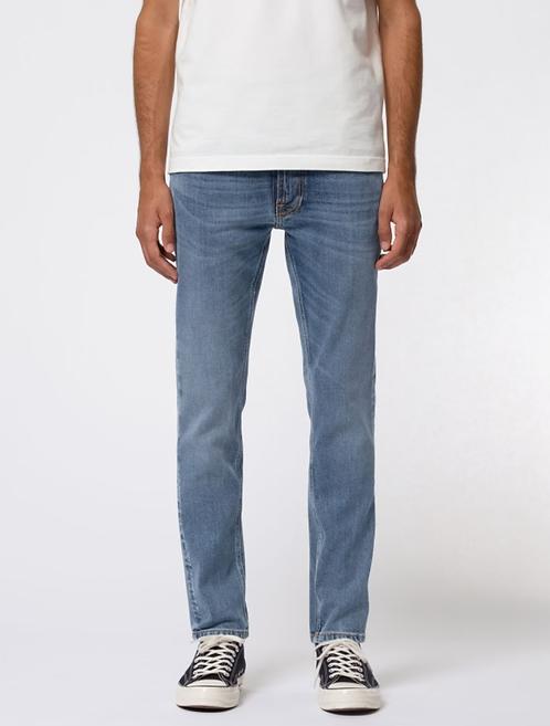 Jeans Lean Dean - Nudie Jeans - Lost Orange