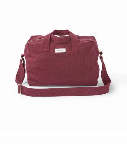 """Copie de Sac """"city bag"""" - Rive Droite - Violet"""