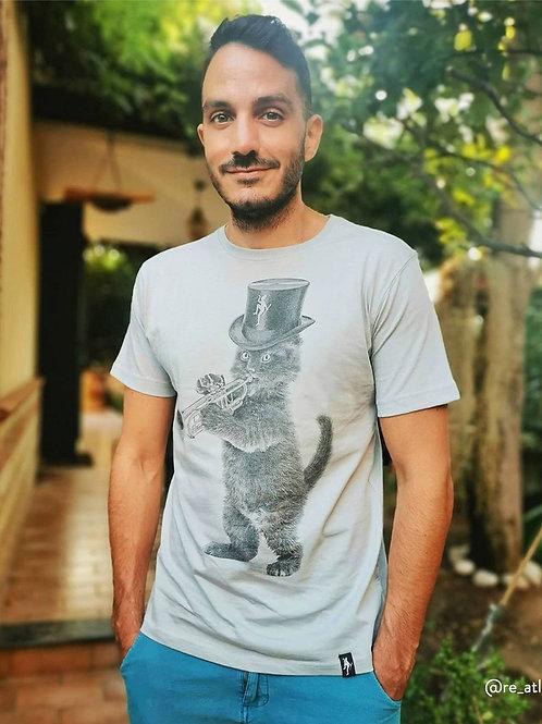 T-Shirt - Dirty Velvet - Top cat