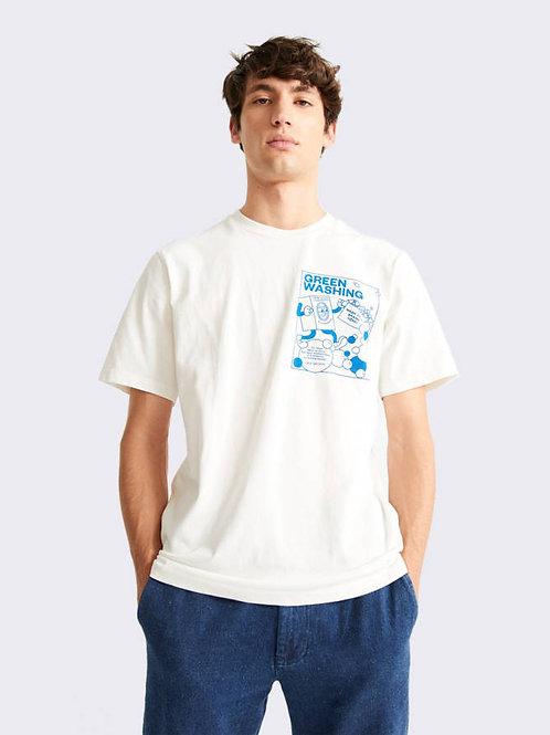 T-shirt - Thinking Mu - Green Washing