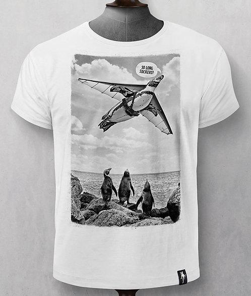 T-Shirt - Dirty Velvet - Blanc
