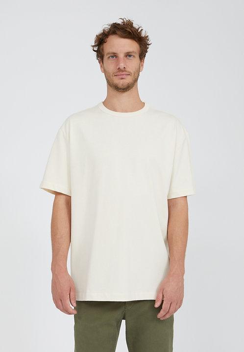 T-shirt Oversize - Armedangels - Ecru