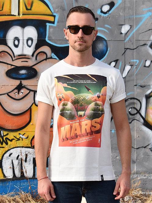 T-Shirt - Dirty Velvet - Vivre sur Mars