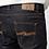 Thumbnail: Jeans Lean Dean - Nudie Jeans - Dry 16 Dips Brut