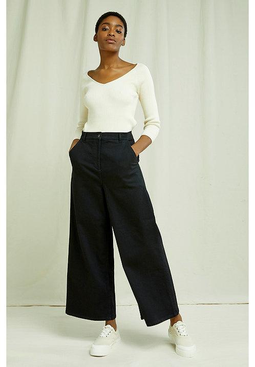 Jeans large - Peolpe tree - Noir