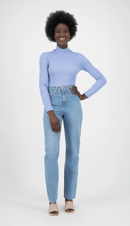 Jeans Relax Rose - Mud Jeans - Heavy Stone