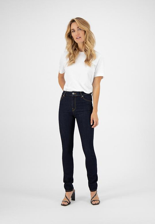 Jeans Regular Swan - Mud Jeans - Strong Blue