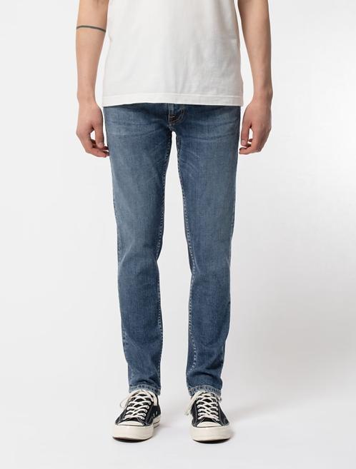 Jeans Lean Dean - Nudie Jeans - Blue Vibes