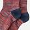 Thumbnail: Chaussettes - Nudie Jeans - Bleu/Rouge/Jaune