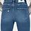Thumbnail: Jeans Flared Hazen - Mud Jeans - Authentic Indigo