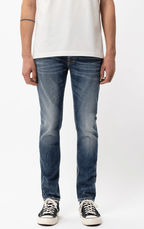 Jeans Lean Dean - Nudie Jeans - Blue Moon