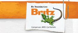 Britz Logo