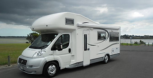 Travel in comfort in a campervan