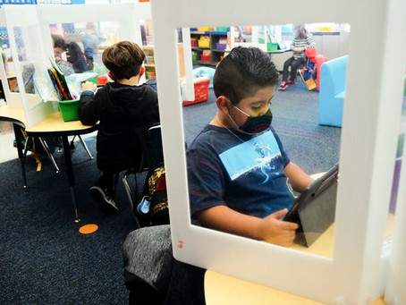 School Districts Pitch Plans to Use New Federal Funding