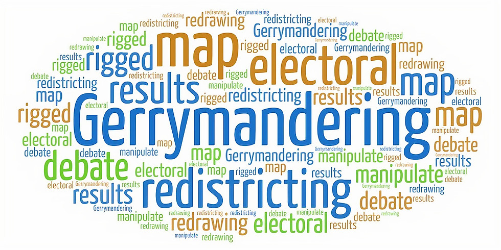 Redistricting In Kentucky: Let's Build Fair Maps by a Fair Process