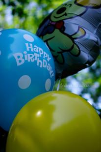 Woezel & Pip - Heliumboeket 3 ballonnen