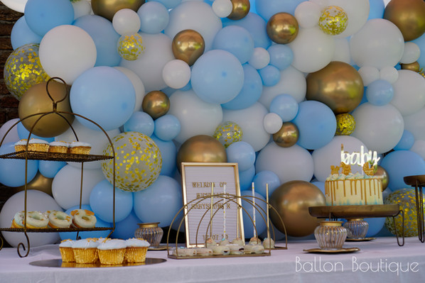 Sweet Table Backdrop