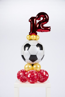 Cijfer boeket voetbal orbz