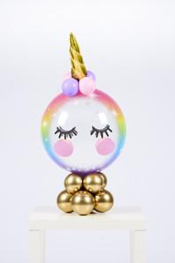 Unicorn bubble - lucht