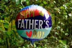 Vaderdag heliumballon - folie 18 inch