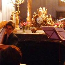 Concert privé du Lyceum Club