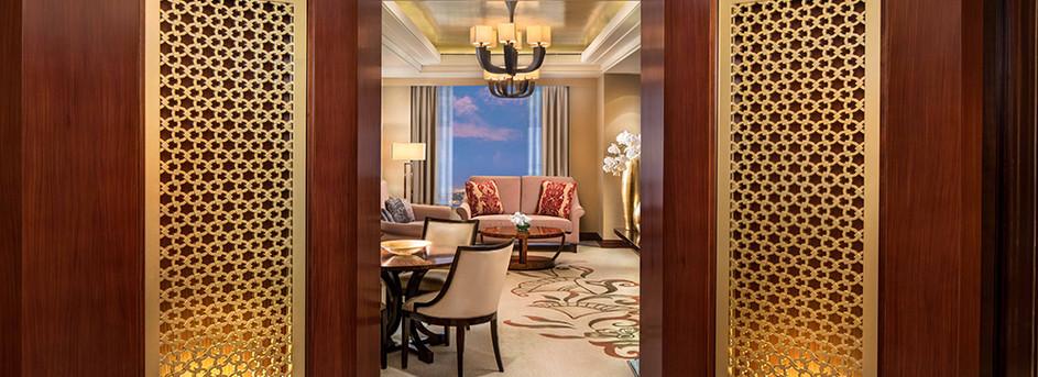Conrad Dubai Conrad Suite Corridor.jpg