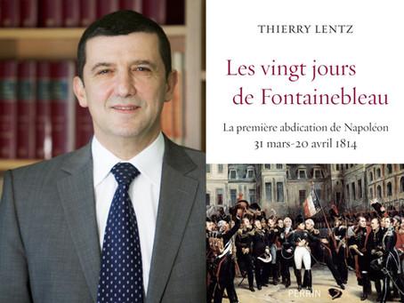 Conférence de Thierry LENTZ