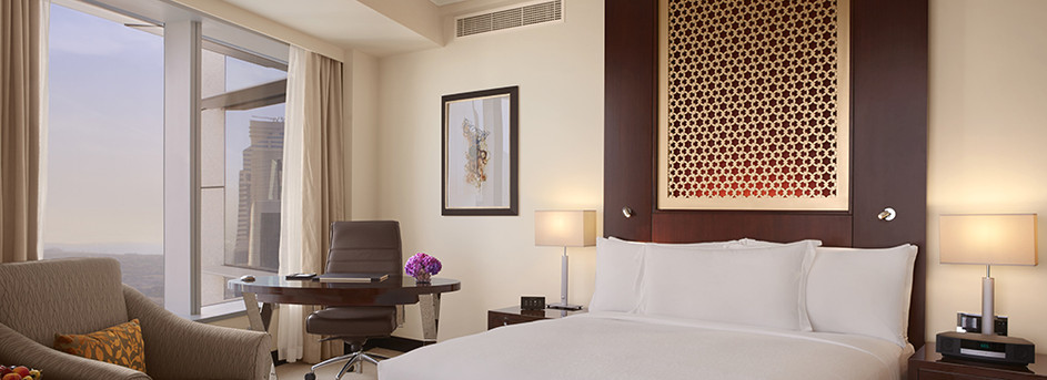 Conrad Dubai Conrad Suite King Room 2 Skyline view.jpg