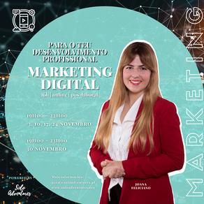 Procura formação em marketing com foco no seu desenvolvimento profissional?