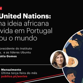 Vemo-nos na Ubuntu United Nations no Público ao vivo?