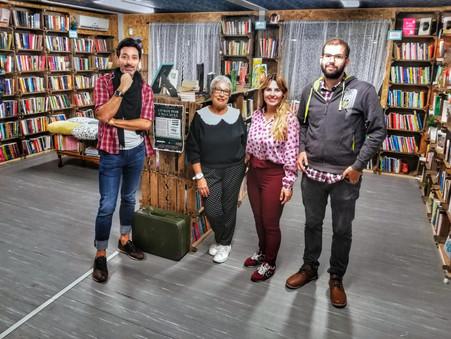 Livros por Uma Causa | A recolha e doação