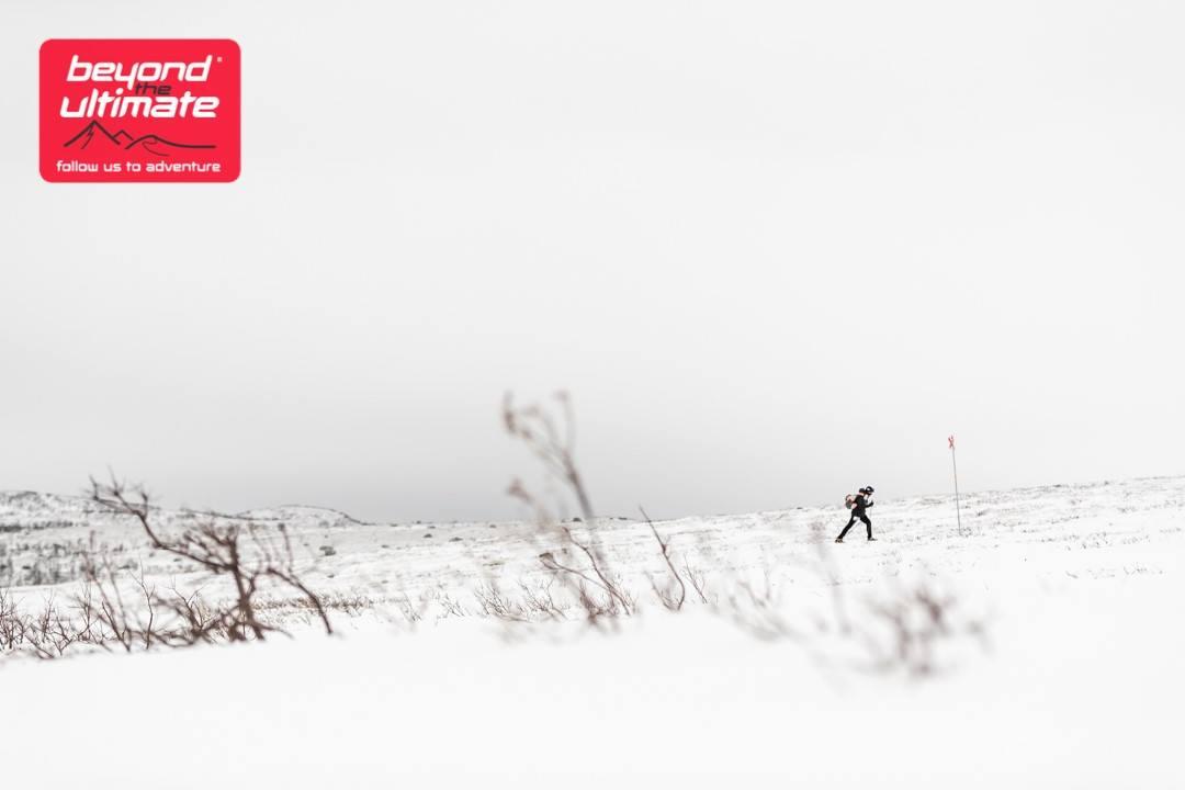 Ultra Ice 230k na Lapônia