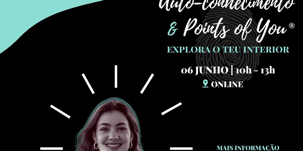 Workshop   Auto-conhecimento & Points of You®   2ª EDIÇÃO