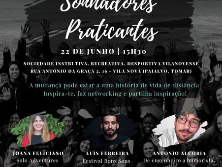 Sonhadores Praticantes, o evento