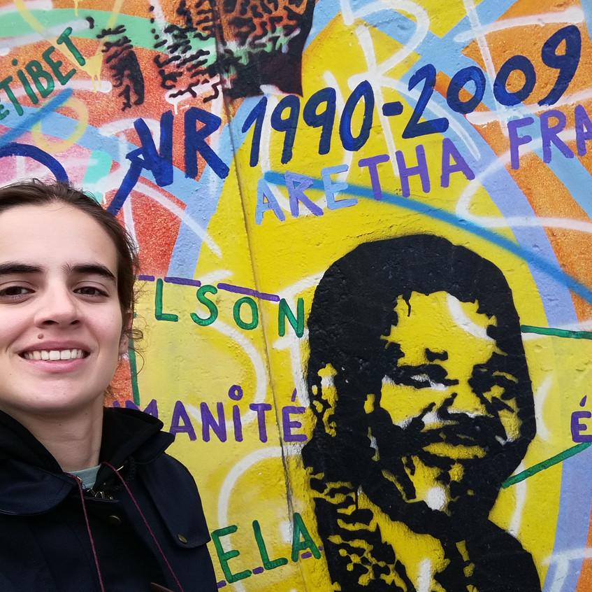 Inês em Berlim