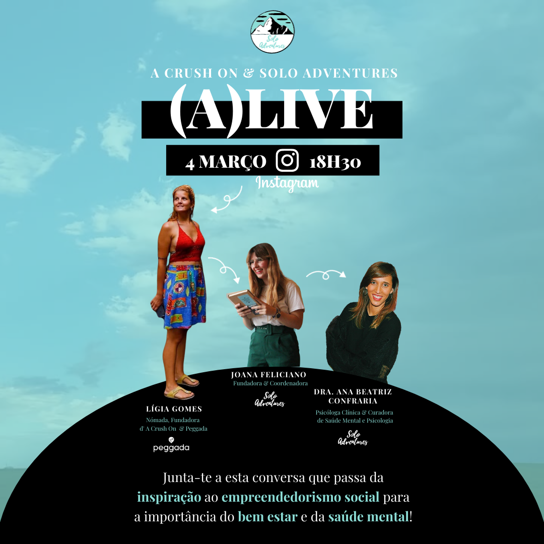 Alive Instagram Solo Adventures
