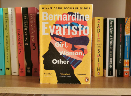 """""""Girl, Woman, Other"""", de Bernardine Evaristo"""